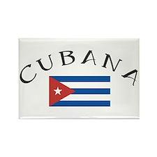 CUBANA Rectangle Magnet