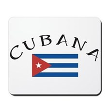 CUBANA Mousepad