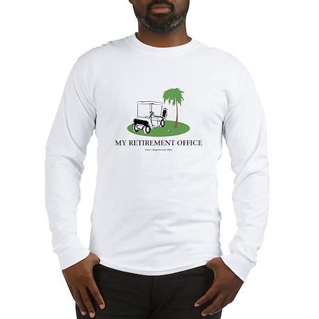 Golf Retirement Long Sleeve T-Shirt