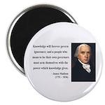 James Madison 12 2.25
