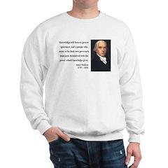 James Madison 12 Sweatshirt