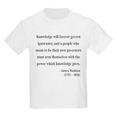 James Madison 12 T-Shirt
