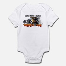Smoke Em 1 Infant Bodysuit