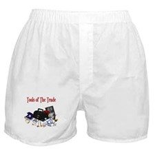 Medical Tools Of The Trade Boxer Shorts