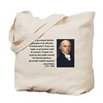 James Madison 13 Tote Bag