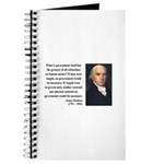 James Madison 13 Journal