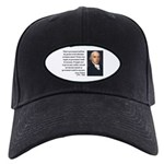 James Madison 13 Black Cap