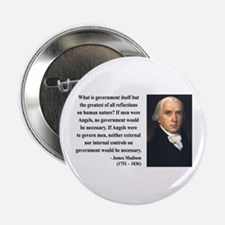 "James Madison 13 2.25"" Button"