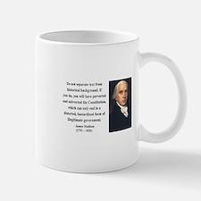 James Madison 14 Mug