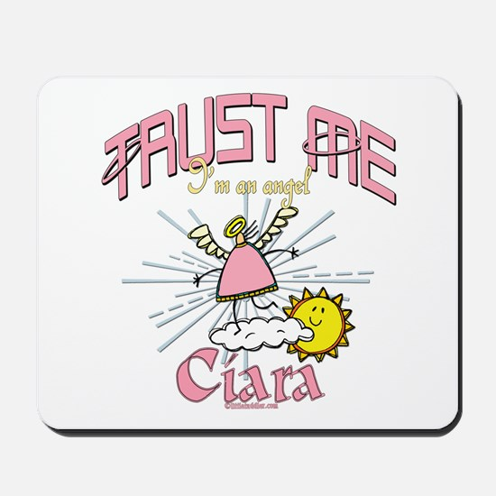 Angelic Ciara Mousepad