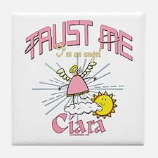 Angelic Ciara Tile Coaster