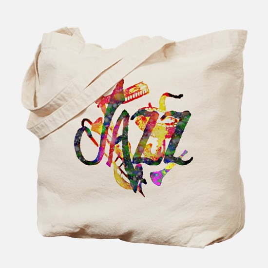 JAZZ -  Tote Bag