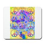 Peace x 12 Mousepad