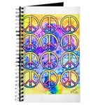 Peace x 12 Journal
