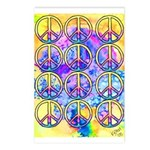 Peace x 12 Postcards (Package of 8)