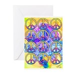 Peace x 12 Greeting Cards (Pk of 20)
