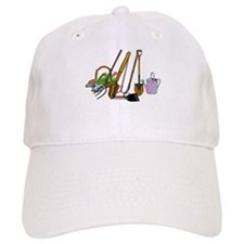 Cute Flower garden Baseball Cap