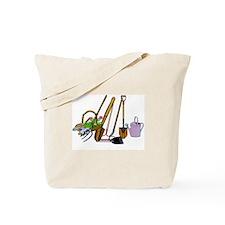Cute Garden tool Tote Bag