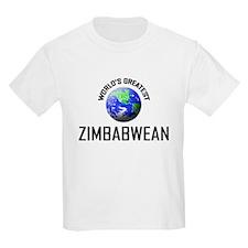 World's Greatest ZIMBABWEAN T-Shirt