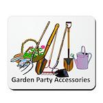 Garden Party Accessories Mousepad