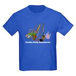 Garden Party Accessories Kids Dark T-Shirt