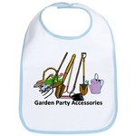 Garden Party Accessories Bib