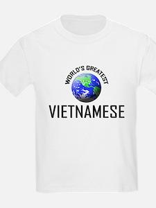 World's Greatest VIETNAMESE T-Shirt