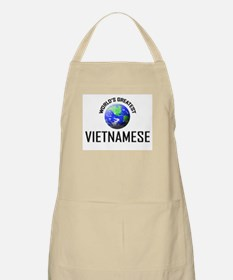 World's Greatest VIETNAMESE BBQ Apron