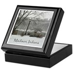 Riverfront Keepsake Box