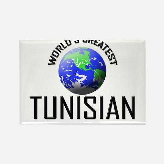 World's Greatest TUNISIAN Rectangle Magnet