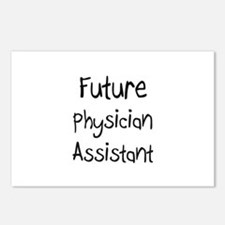 Future Physician Assistant Postcards (Package of 8