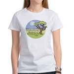 Ghandi Earth quote Women's T-Shirt