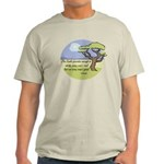 Ghandi Earth quote Light T-Shirt