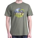 Ghandi Earth quote Dark T-Shirt