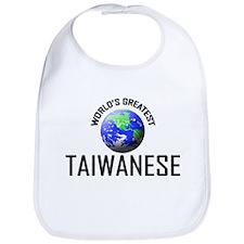 World's Greatest TAIWANESE Bib
