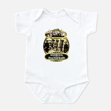 its not over til the game pol Infant Bodysuit