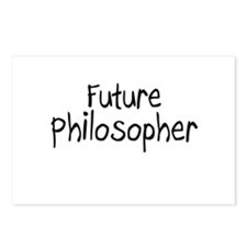 Future Philosopher Postcards (Package of 8)