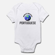 World's Greatest PORTUGUESE Infant Bodysuit