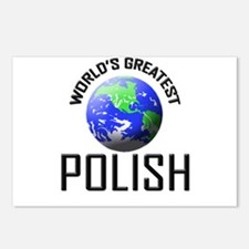 World's Greatest POLISH Postcards (Package of 8)