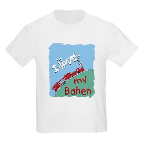 Train - Bahen Kids Light T-Shirt