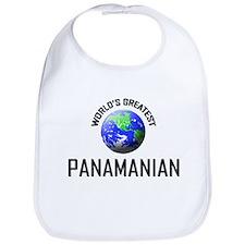 World's Greatest PANAMANIAN Bib