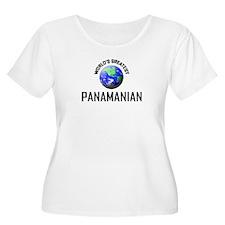 World's Greatest PANAMANIAN T-Shirt
