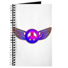 Peace Wing Groovy Journal
