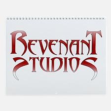 REVENANT STUDIOS CALENDER