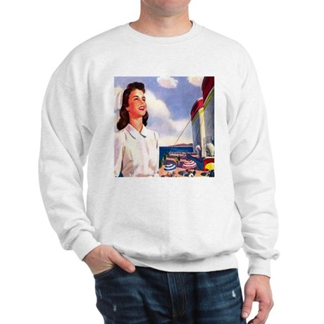 Cruise Nurse Sweatshirt