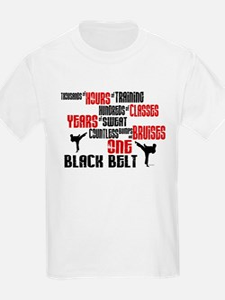 ONE Black Belt 2 T-Shirt