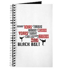 ONE Black Belt 2 Journal