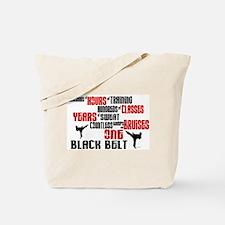 ONE Black Belt 2 Tote Bag
