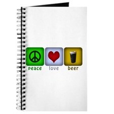 Peace, Love, and Beer Journal