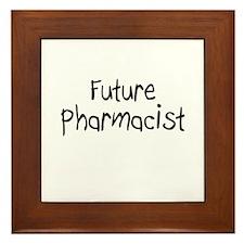 Future Pharmacist Framed Tile